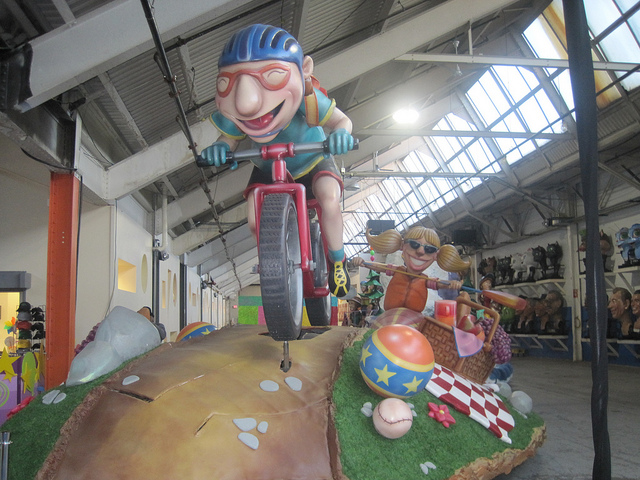 Blue Cross Blue Shield of Michigan parade float to be featured in the America's Thanksgiving Day Parade